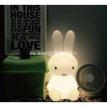 Rabbit Night Light regulable