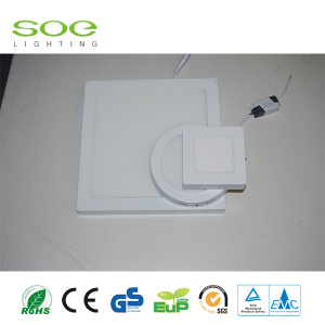 Aluminium Inbouw Vierkant LED Light Panel