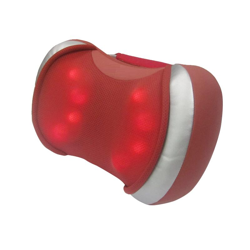 Lumbar Massaging Cushion