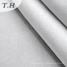 Стекались декоративные ткани в белом цвете