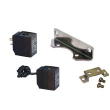 bobina y accesorios de válvulas de control de fluidos
