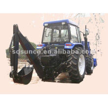 Farm Tractor Backhoe
