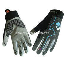 Esportes Mountain Bike Motorcycle Cycling Gel Pads Full Finger Glove