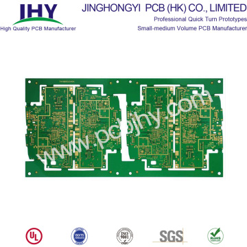 12 straturi PCB TG180 Gold Immersion