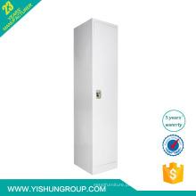 2016 empresa novo design de aço único armário de porta armário de aço para venda