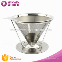 Hot Selling Promotional Valentine's Day Christmas Gift Paperless K-Cup Coffee Filter/Coffee Dripper