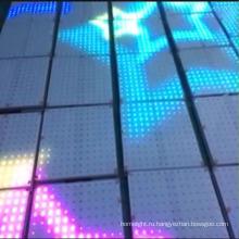 Топ продать 3D туннель времени, сделать видео СИД RGB танцполов DJ свет