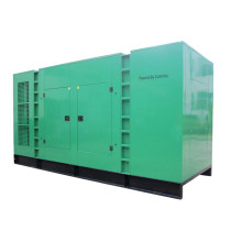25-1500KVA Low Noise Cummins Diesel Generator set