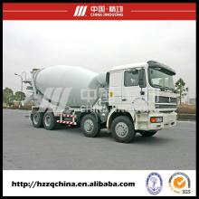 Aprox. Camión de concreto con bomba de masa total (Kg) 12000 (HZZ5310GJBSD)