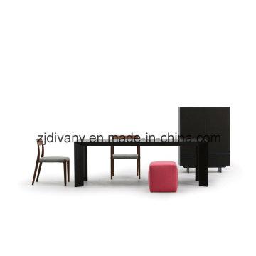 Meubles de salle à manger Table en bois (E-28)