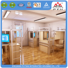 2016 prefabricated temporary site office container house