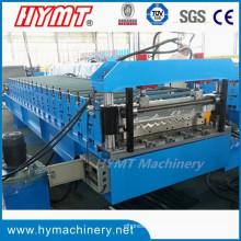 Máquina formadora de rollos corrugados YX16-76-860