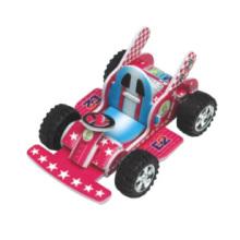 3D Puzzle Toy Car
