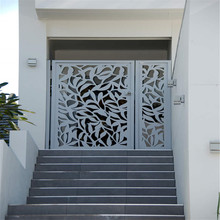 Laser Cut Metal Gates and Screens