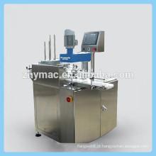 Aspirador automático máquina de selagem, lata máquina da selagem