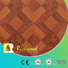 Household 8.3mm Vinyl Embossed Oak Water Resistant Laminated Laminate Floor