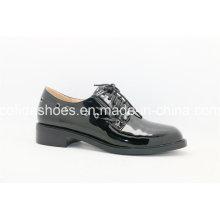 Comfort European Low Heel Leisure Lace Women Shoes
