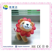 Wholesale Soft Plush Lion Toy Keychain Toy