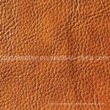 Two-Tone Effect PU Furniture PU Leather (QDL-FP0069)