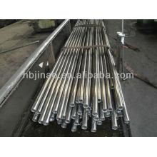 Tubos de aço sem costura DIN 2319 ST52