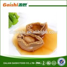 Dalian seaside enlatado Abalone preço de fábrica
