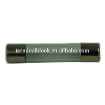 F-0632G-06 6x30 250V 6A Type Fuseau en tube de verre à basse tension extrême
