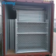 Hot Dipped Galvanized Outdoor Removable Temporary Fence