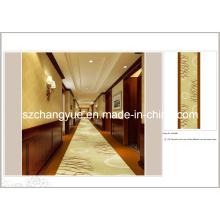 Maschine gemacht gedruckt Polyester Moderne Wand zu Wand Hotel Teppich