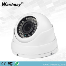 H.265 4.0 / 5.0MP CCTV Surveillance IR Dome IP-camera