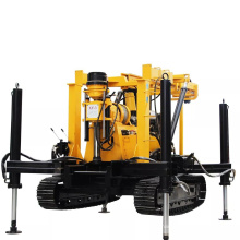 300m crawler borehole water well drilling rig machine for sale