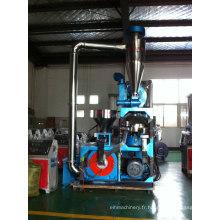 Pulvérisateur en plastique de calcium de capacité de la taille 300kg de 40mesh faible