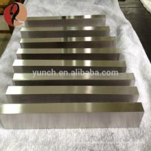 High pure titanium block price per kg