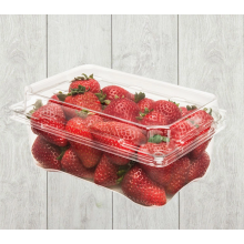 Plastic strawberry packaging box for fruit shop