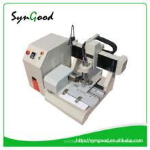 Machine de gravure en métal SG4040 routeur cnc 4 axes