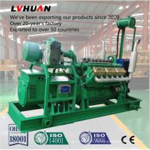 600 Kilowatt China Supplier Biomasse-Gasgenerator zum Verkauf