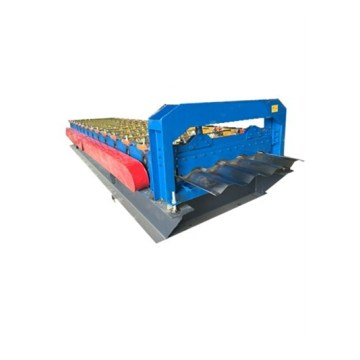 Fully Automatic Container Board Roll Forming Machine