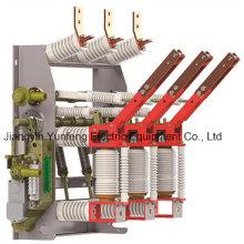 Interruptor de interrupción de carga Fzn21 12kv con 50Hz para uso en interiores