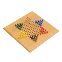 Wooden Board Game Chess Game (CB2127)