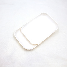 Anhui EVEN Factory Wholesale Compostable Sugarcane Bagasse  Plates For Take Out Dinner Food