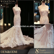 Wholesale new designs pakistani cotton dress design stunning lace bodice bridal hundred percent wedding