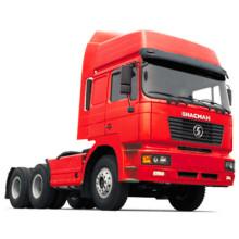 Caminhão bem conhecido do trator 290HP Shacman 6X4 para a venda