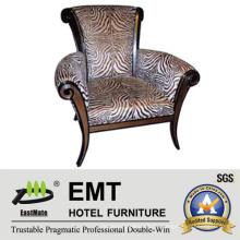 Роскошный деревянный стул отеля (EMT-HC04)