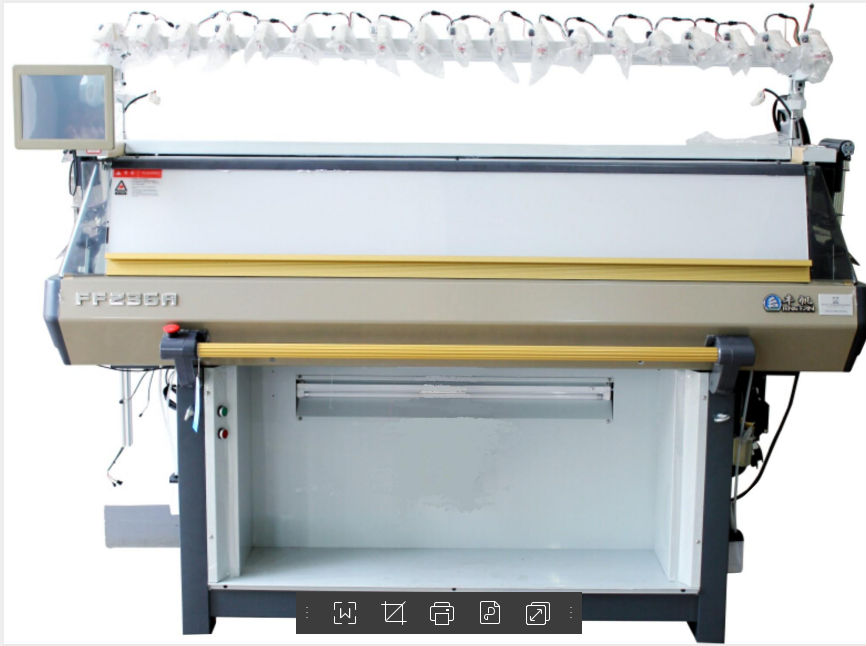 computer automatic jacquard knitting machine