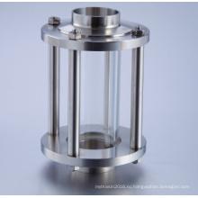 Санитарно-сварное прямое смотровое стекло (IFEC-SG100001)