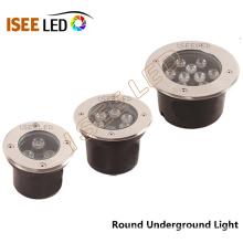 Lampe souterraine de 9W DMX LED pour l'éclairage de parc