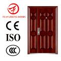 China gute Qualität Stahl doppelte Tür