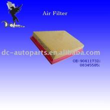 Filtro de ar de desempenho Opel