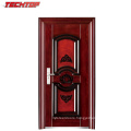 TPS-139 China Product Commercial Exterior Single Steel French Doors Design