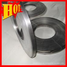 Tamanho personalizado Anel Titanium Gr1 com alta qualidade