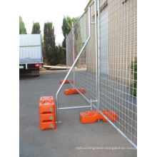 Blow Moulded Temporary Fencing Feet with Concrete